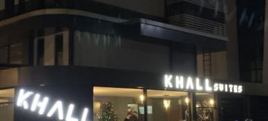 Khall Suites Otel Konaklama