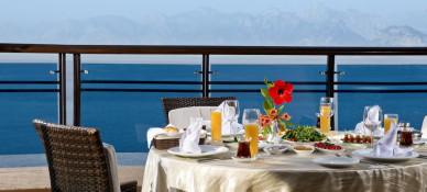 Öz Hotels Antalya Hotel Resort & Spa