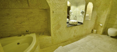 Dedeli Konak Cave Suites