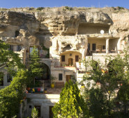 4 Oda Cave House Butik Otel