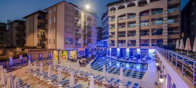 Taç Premier Hotel & Spa Alanya